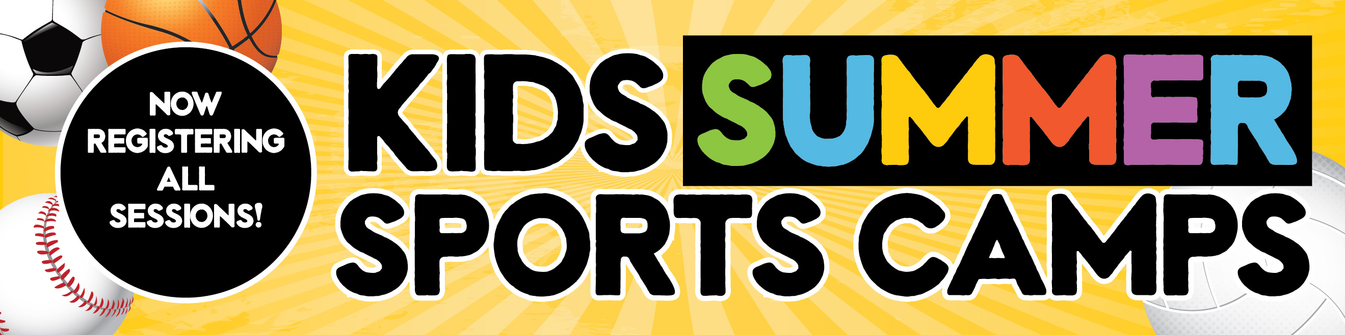 Kids Summer Sports Camps