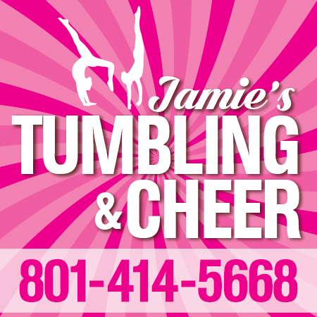 Kids Tumbling Cheer